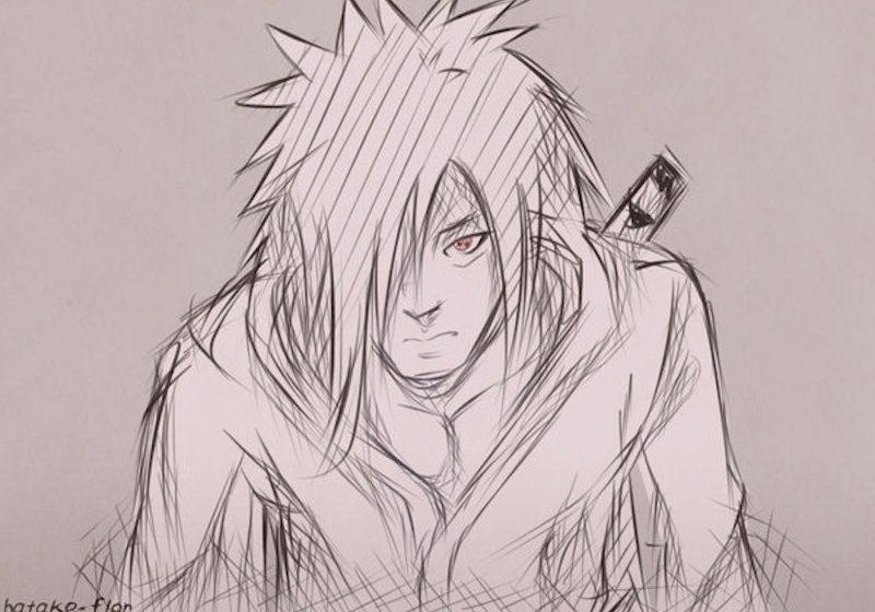 Madara Uchiha karya Penggemar Naruto