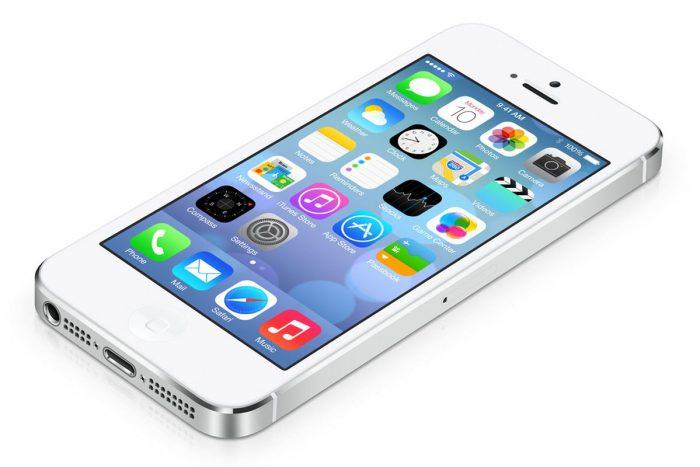 Apple iPhone 5 salah satu Cikal Bakan Desain iPhone 12