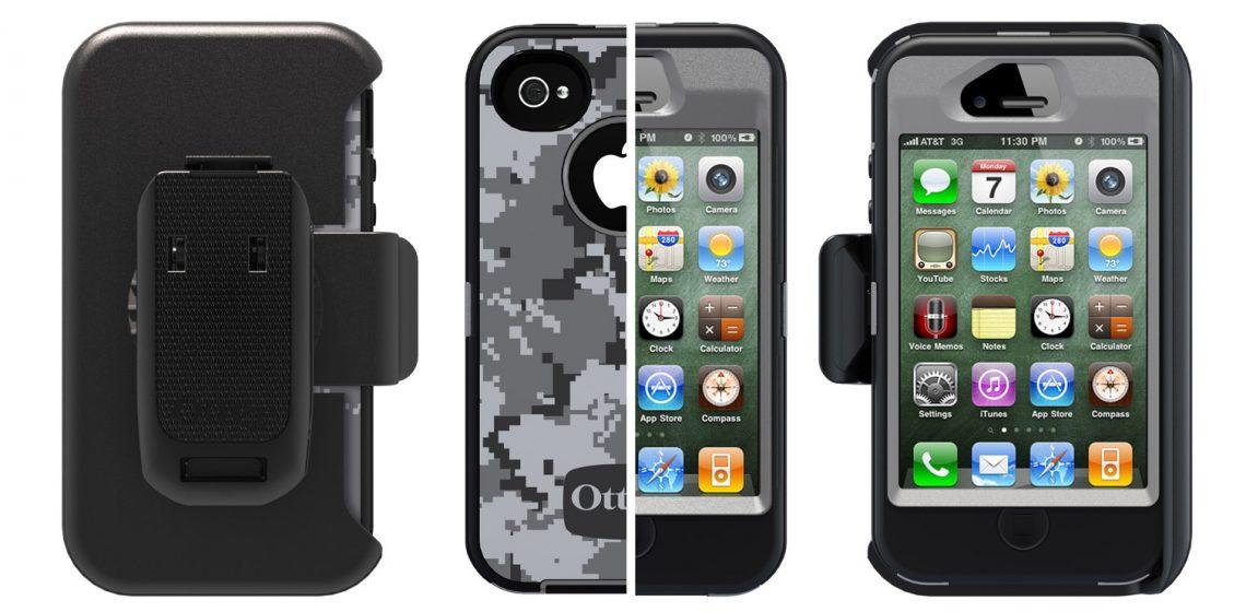 Case Defender iPhone 5 OttterBox