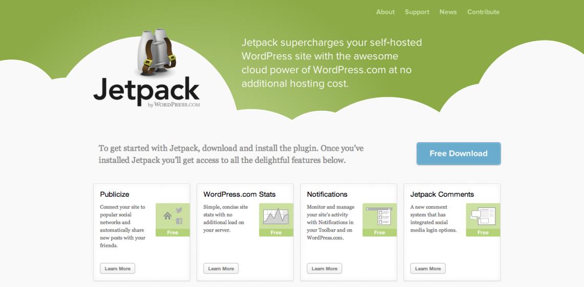 Masalah Jetpack Publicize di SelfHosted WordPress