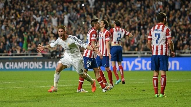 Ramos mengawali Kebangkitan Real Madrid