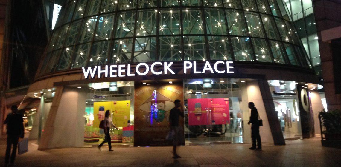 Wheelock Place Singapura