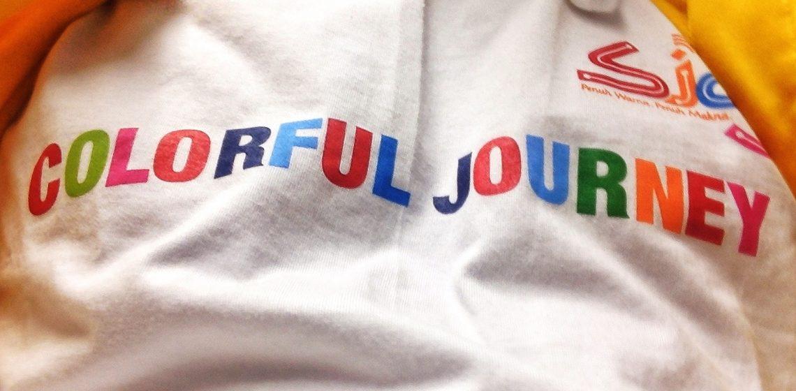 #ColorfulJourney Telkomsel 2014