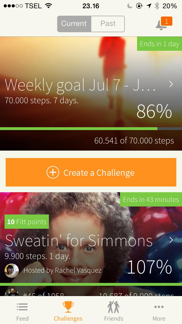 Tantangan Aplikasi FITT di iPhone