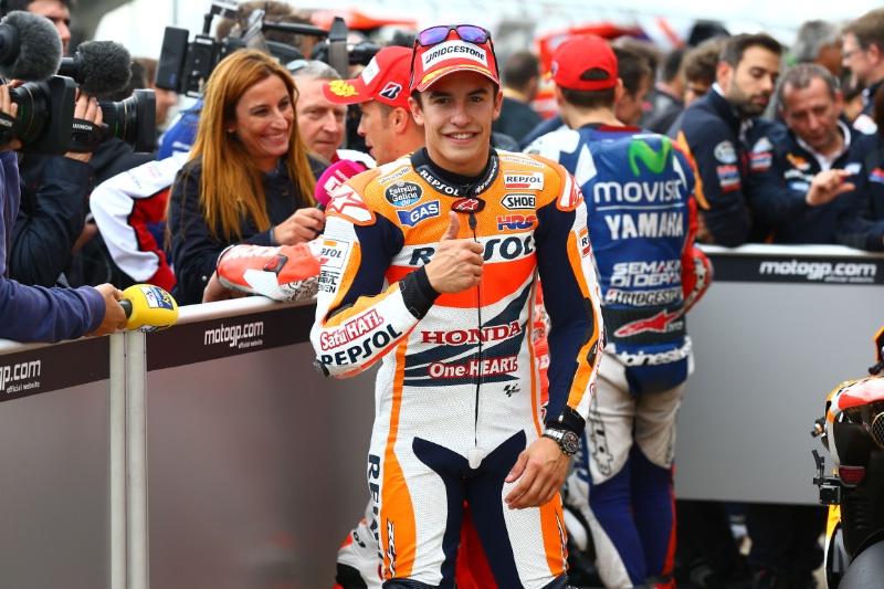 Marc Marquez Calon Kuat Juara Umum MotoGP 2014