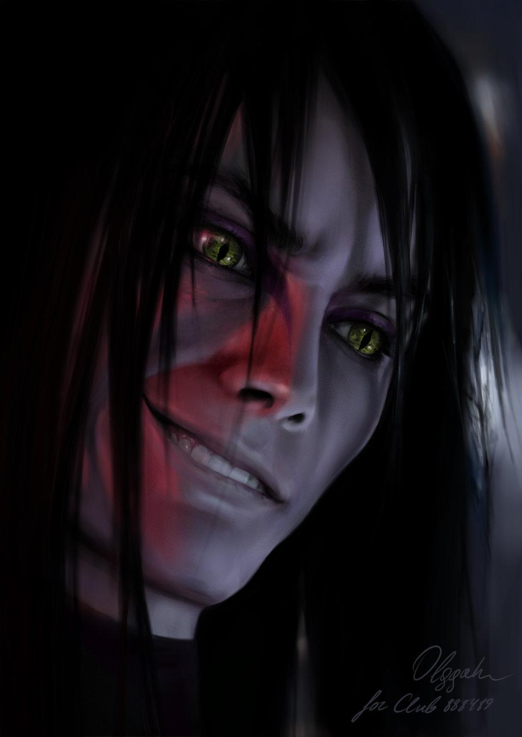 Orochimaru gambar oleh olggah