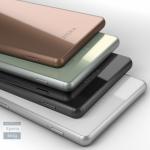Warna Copper/Tembaga dan Warna lain Sony Xperia Z3