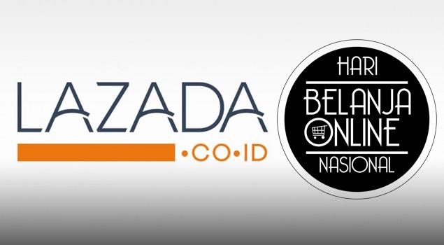 Lazada Indonesia HarBolNas 2014