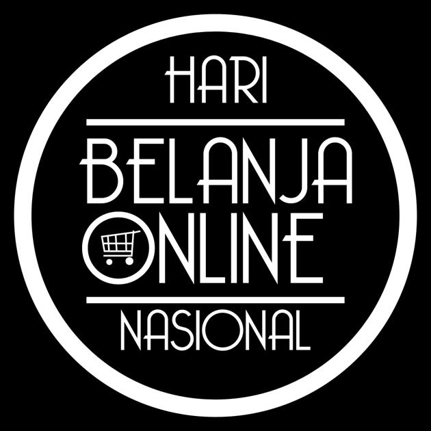 logo resmi hari belanja online nasional harbolnas