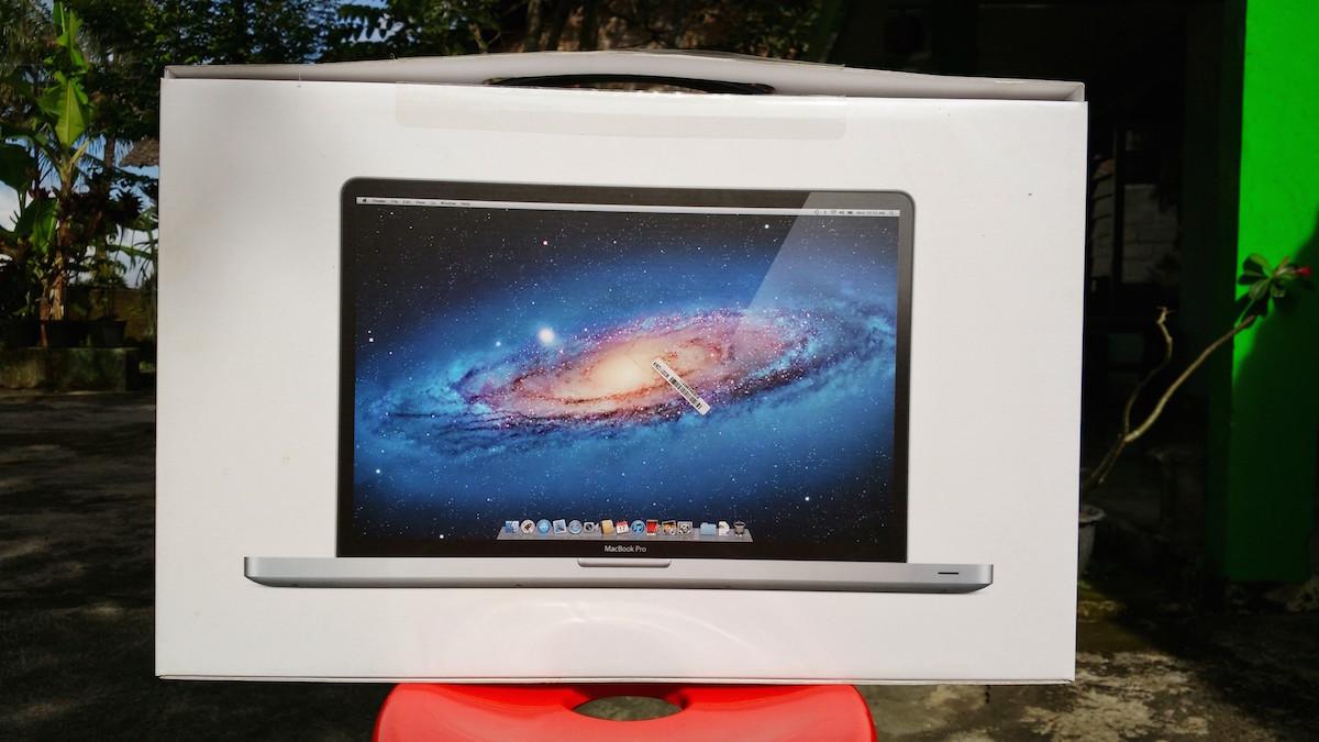 Box Masih Joss WTS MacBook Pro 17inch i7 Late 2011