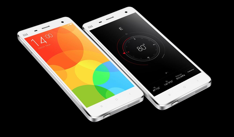 Inilah Xiaomi Mi 4 Warna Putih