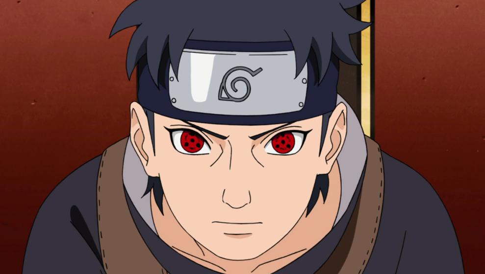 Apakah Uchiha Shisui ayah Uchiha Shin?