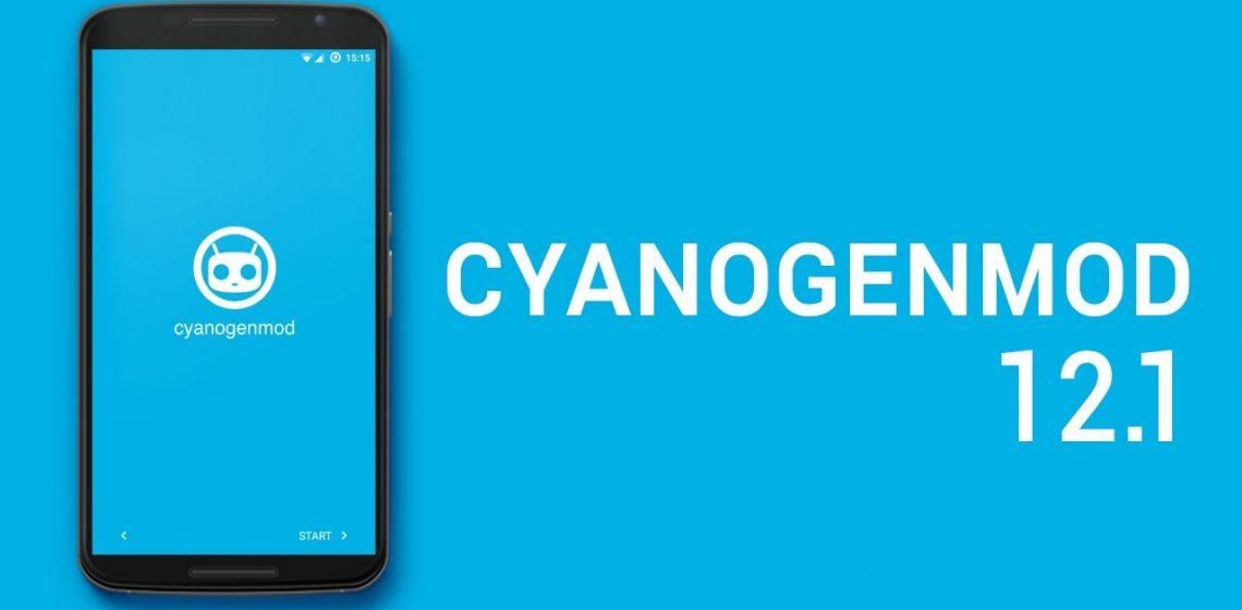 New CyanogenMod 12.1 ROM Cancro Mi4