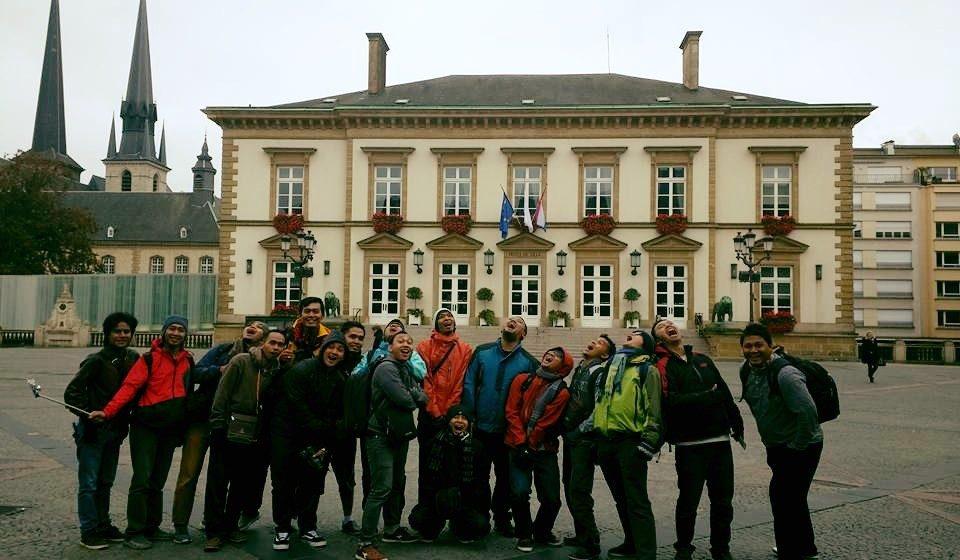 IndoCPA di Luxemborg