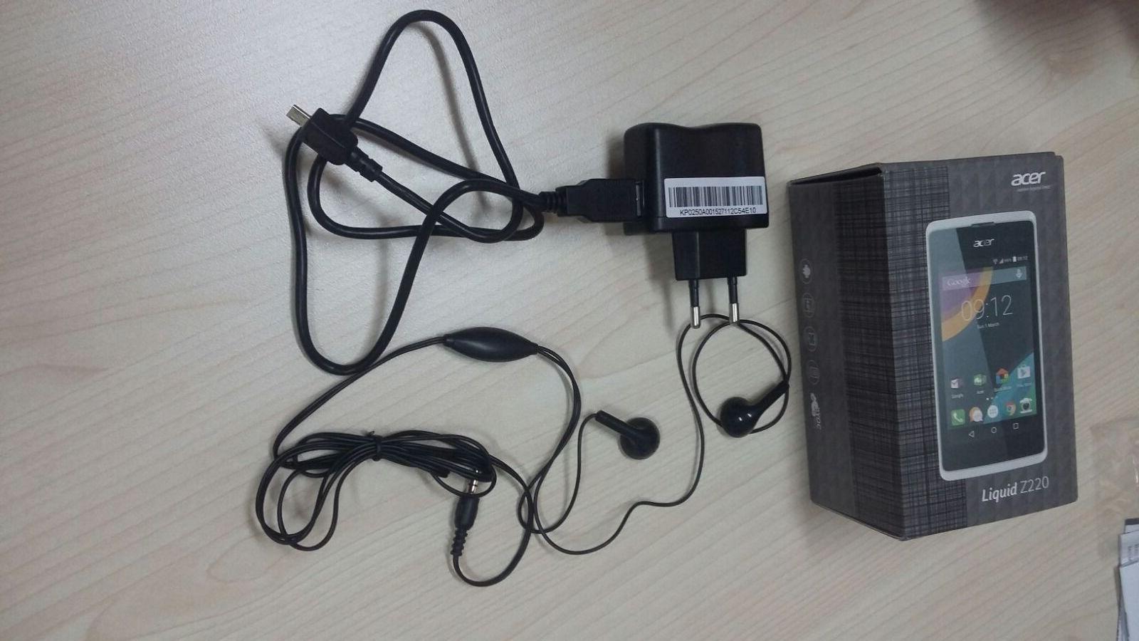 Inilah Kelengkapan Acer Z220
