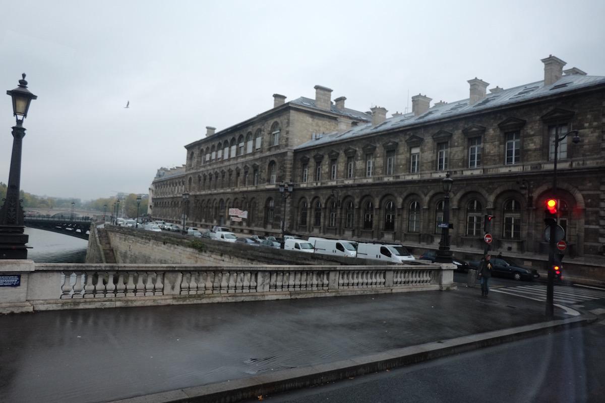 Jalanan Kota Paris Eropa