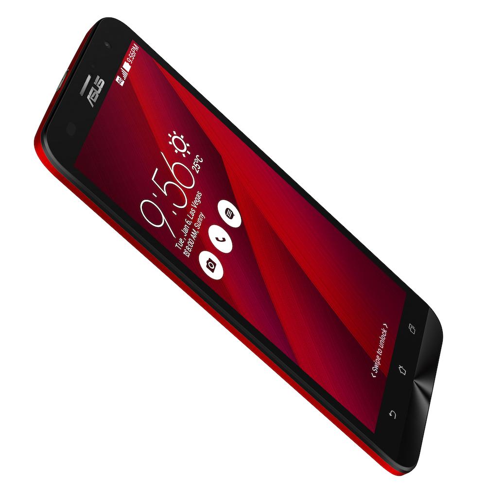Asus ZenFone 2 Laser Merah ZE550KL