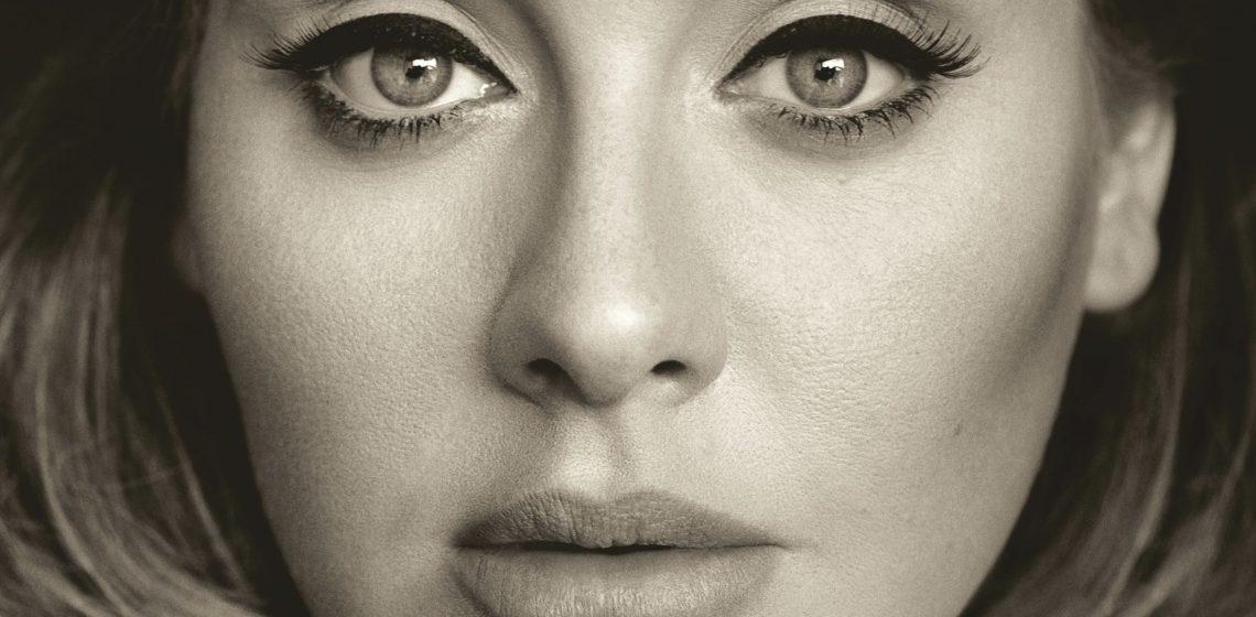 Cover Album 25 Adele Terbaru