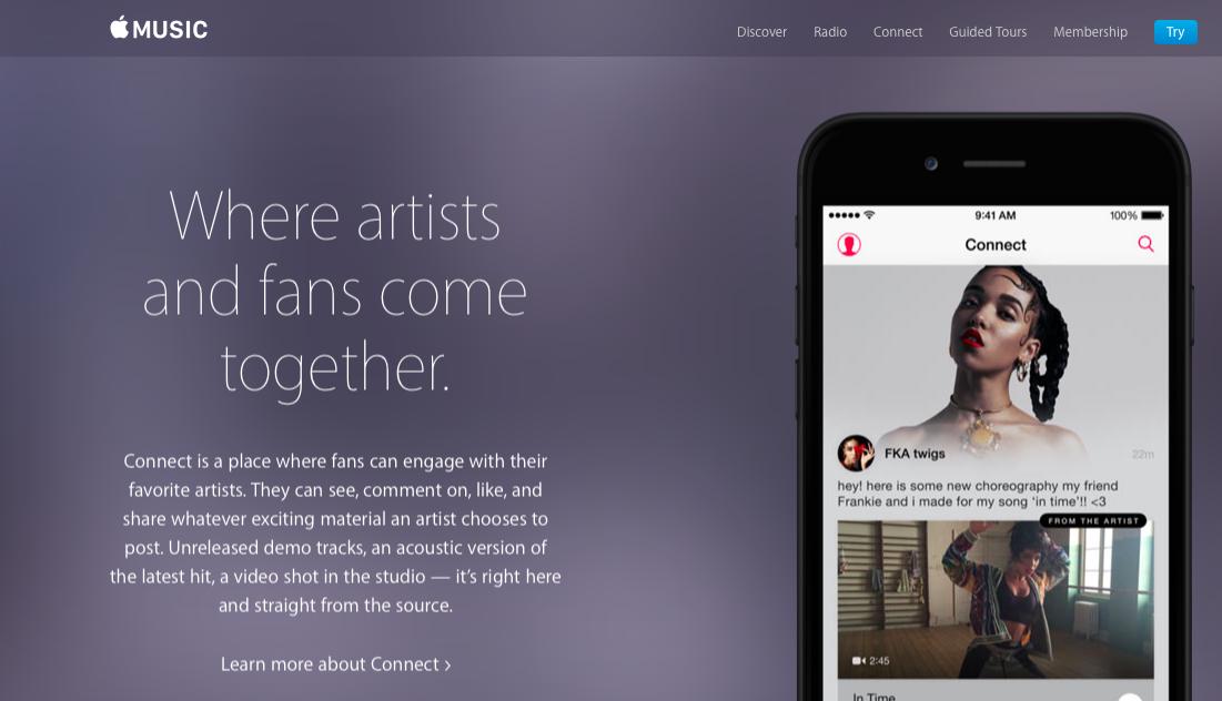 Ketika Artist dan Penggemar bertemu - Apple Music