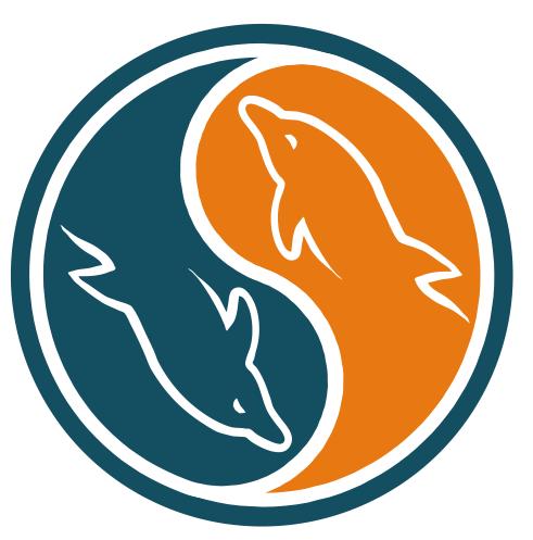 Logo MySQL terbaru