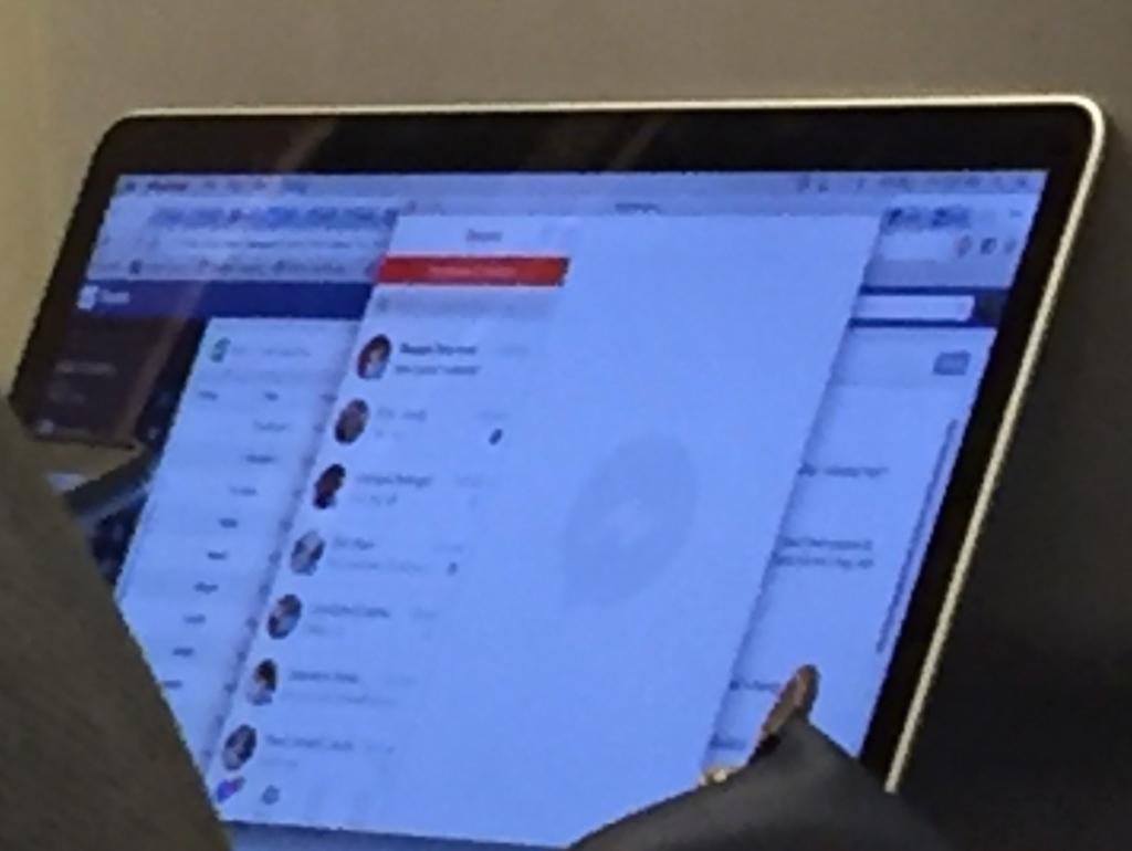 Karyawan Facebook make FBM for Mac