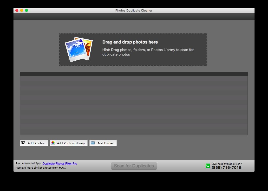 Aplikasi Photos Duplicate Cleaner