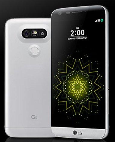 Inilah LG G5 2016