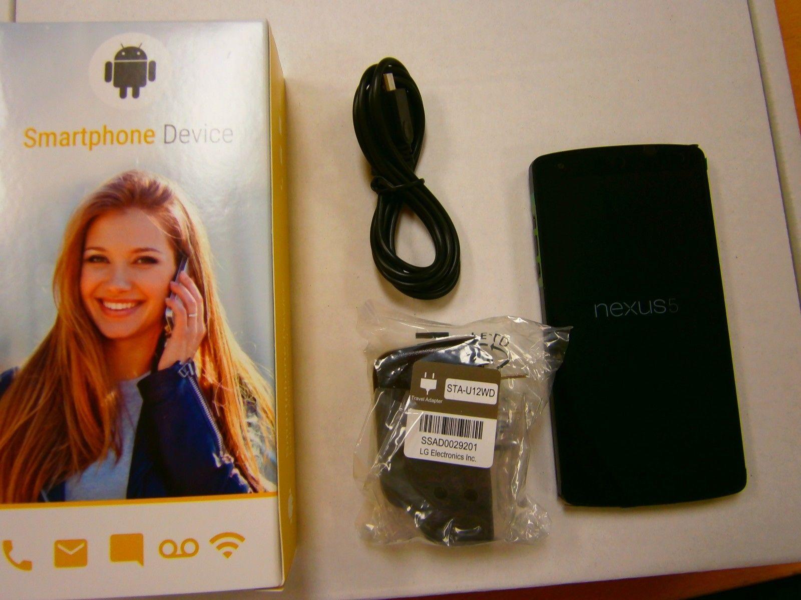 Kelangkapan Dush LG Nexus 32GB D820