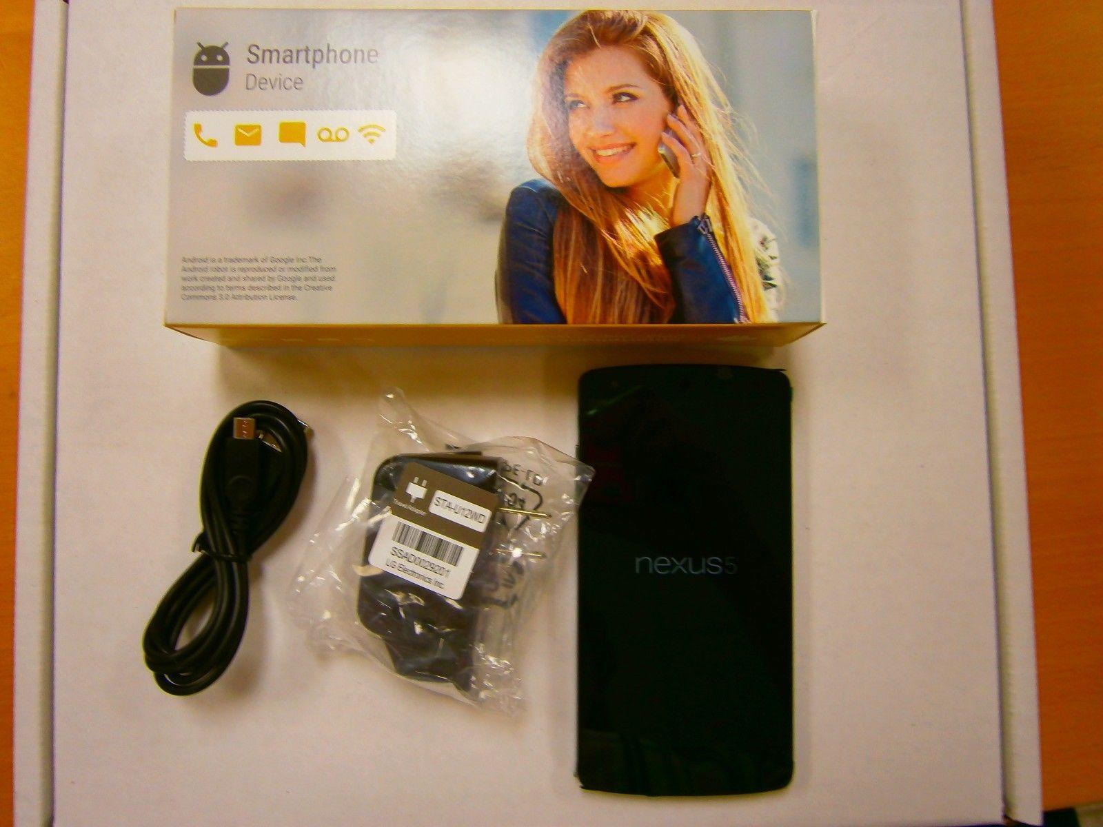 Kelangkapan LG Nexus 32GB D820