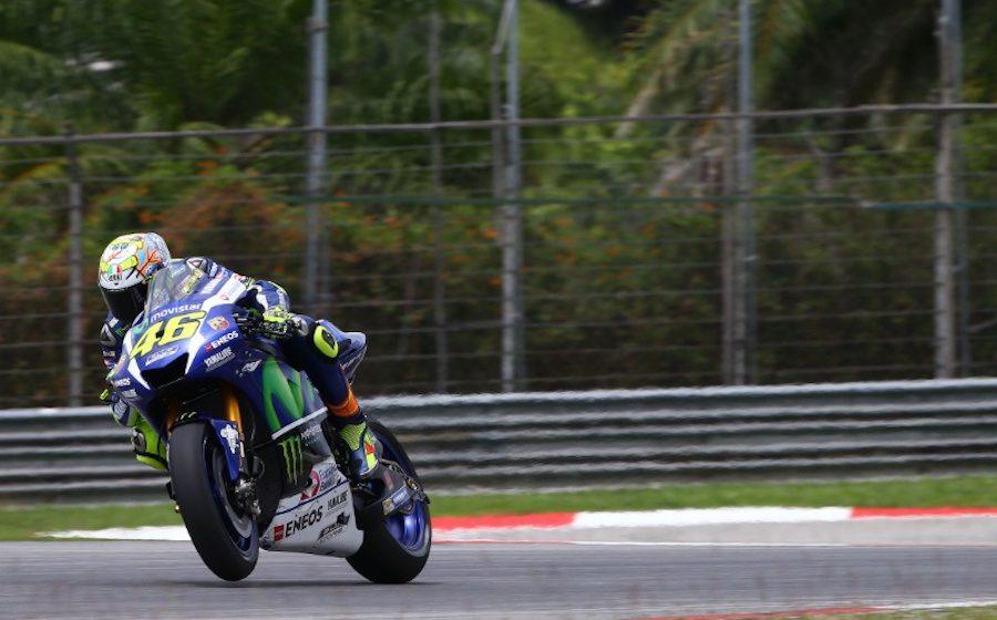 Valentino Rossi MotoGP 2016 Test