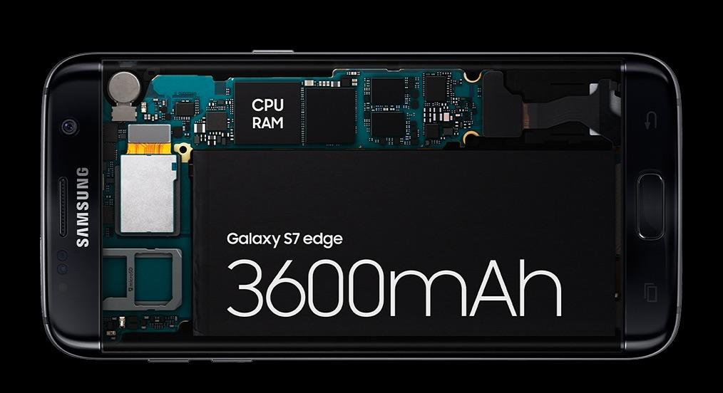 Samsung Galaxy S7 Edge Baterai Besar Prosesor SD 820 Handal