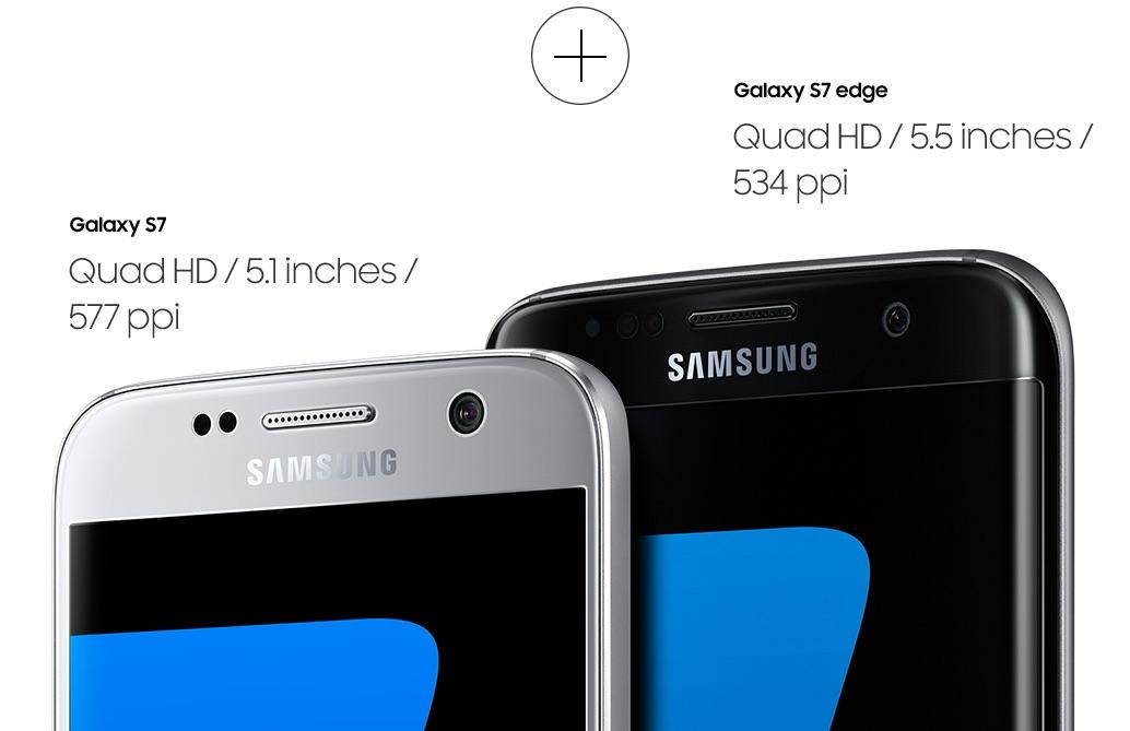 Samsung Galaxy S7 dan Galaxy S7 Edge dua pilihan tepat