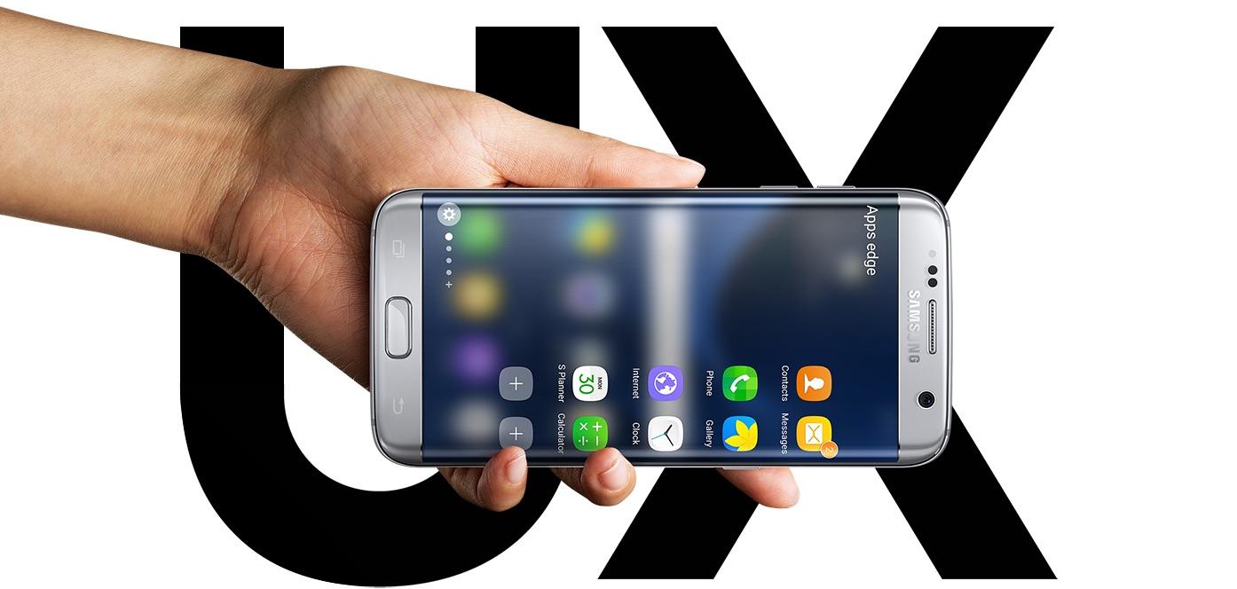 UX Baru Samsung Galaxy S7