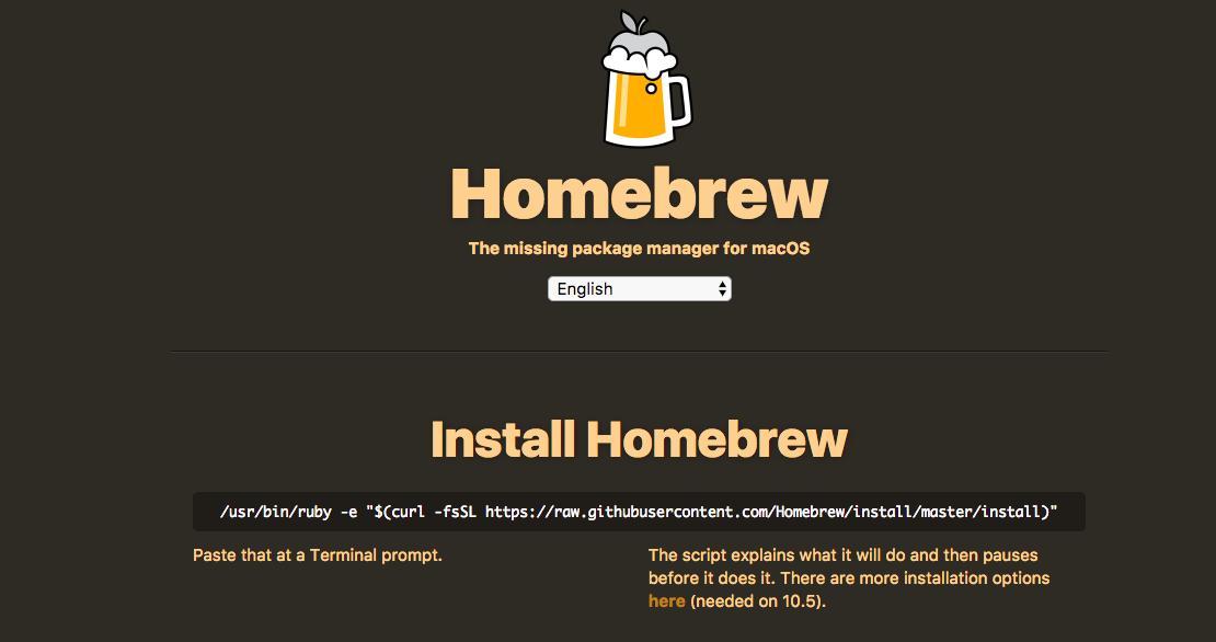 Install Brew dan Android Platform Tools di Mac