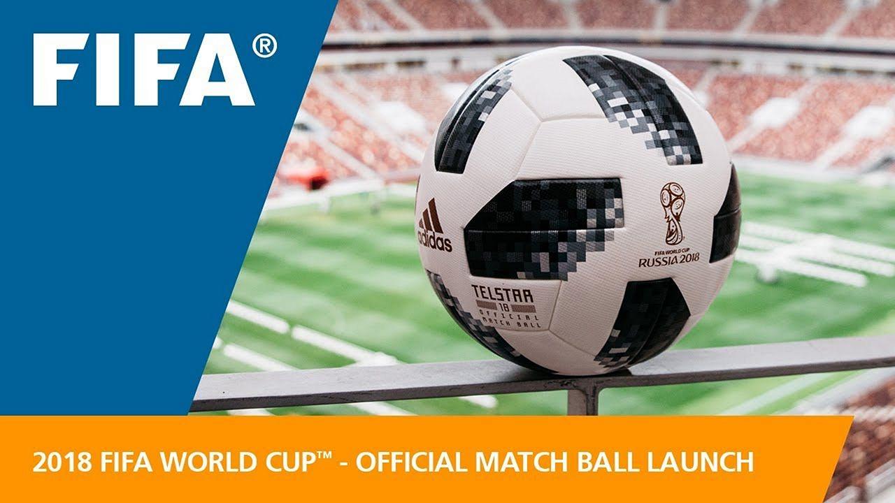 Telstar Bola Resmi Piala Dunia Rusia 2018