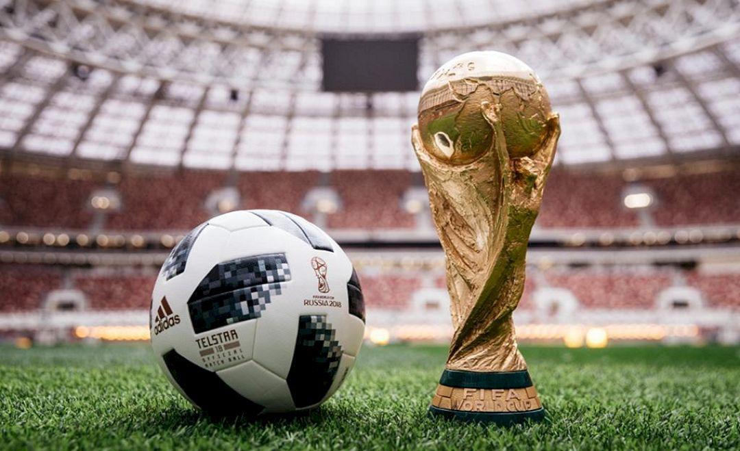 Telstar Nama Resmi Bola Piala Dunia 2018 Rusia