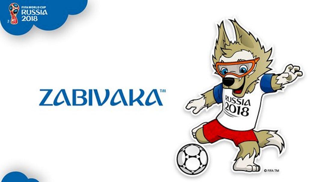 Zabivaka™ Mascot FIFA Piala Dunia Rusia 2018