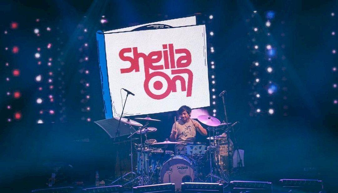 Brian Drummer Sheila On 7 2018