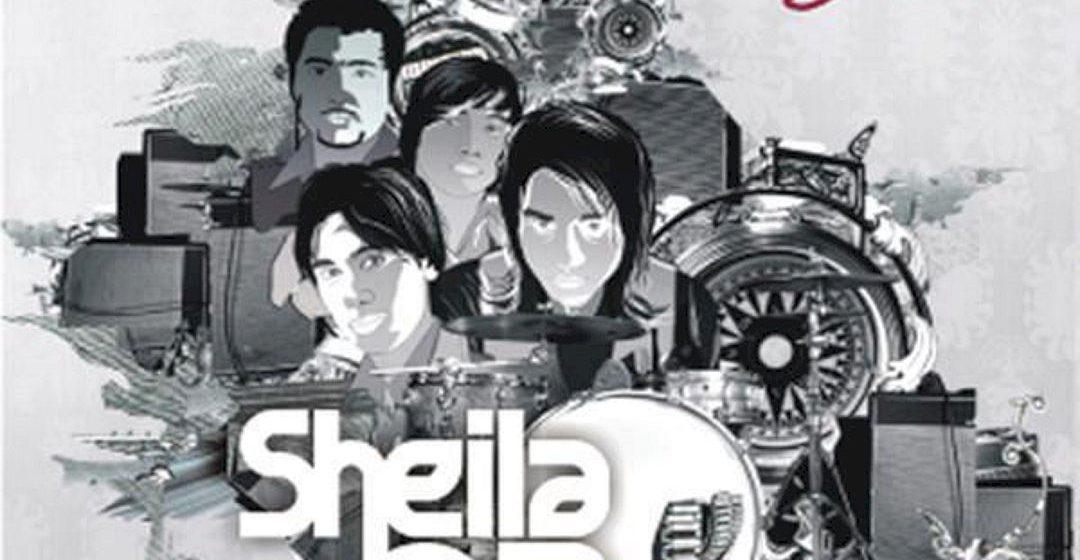 Cover Album Sheila On 7 Menentukan Arah