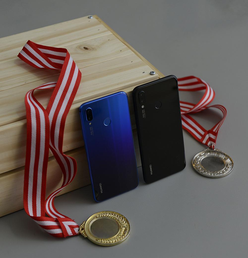 Huawei Nova 3i Jawara Midrange Smartphone
