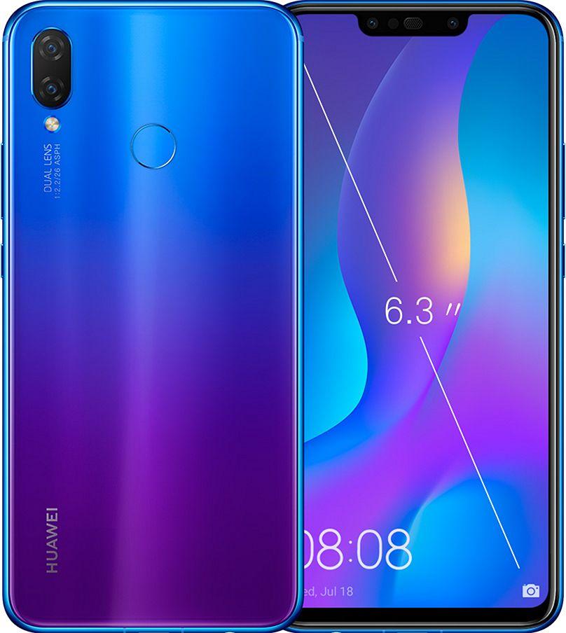 Huawei Nova3i Warna Gradient