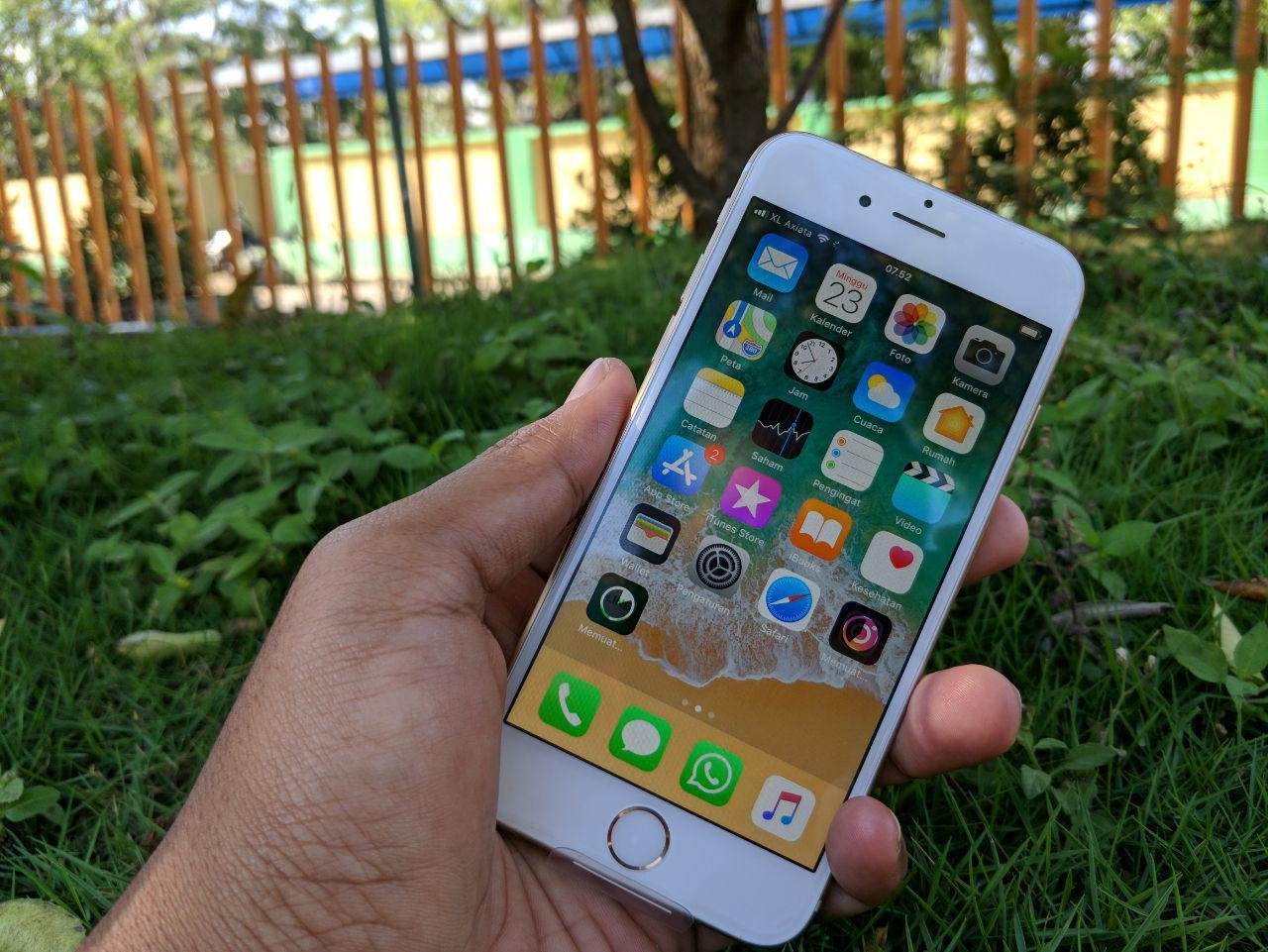 Masih Mulus Apple iPhone 6 32GB Gold