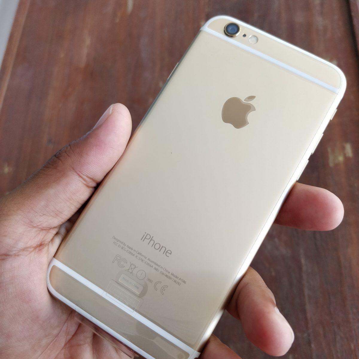 Apple iPhone 6 32GB Indonesia
