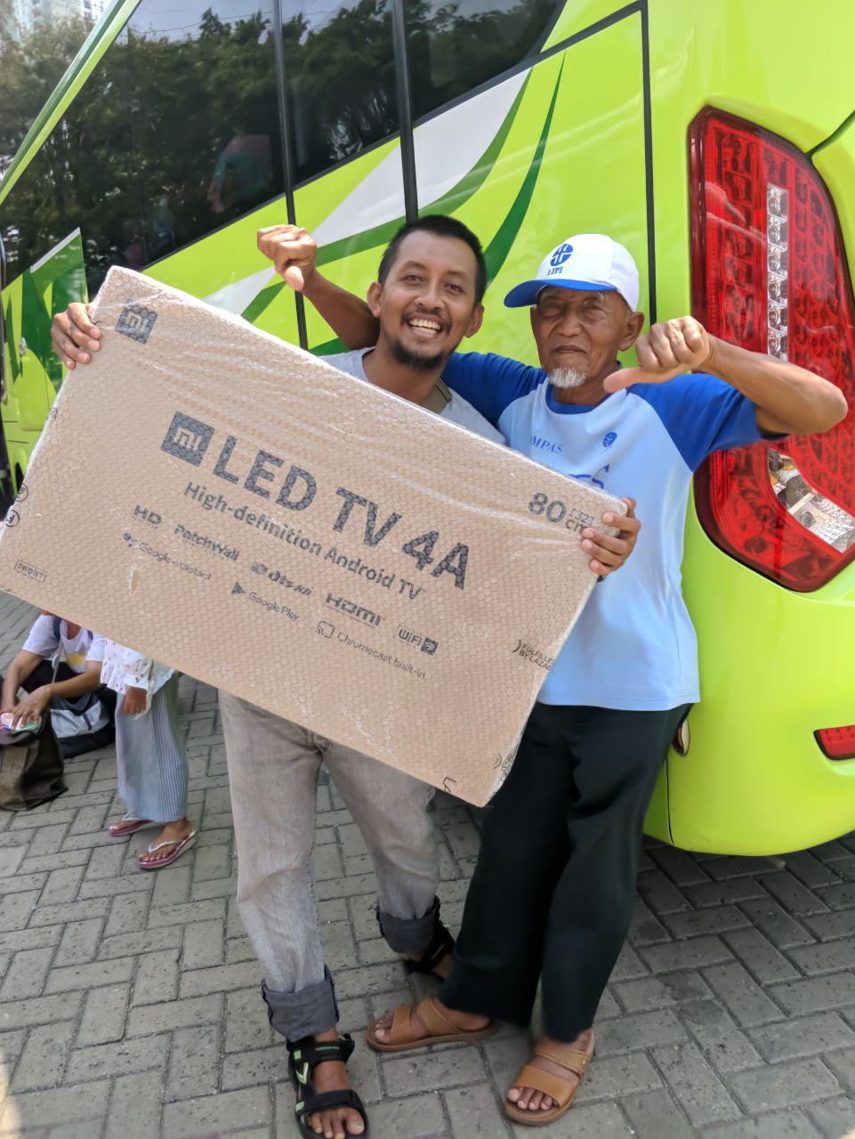 Beli LED TV 4A Xiaomi Online ambil di Jakarta
