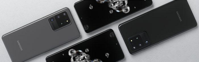 Keluarga Samsung Galaxy S20 Terbaru