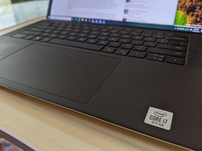Trackpad Segedhe Gaban Dell XPS 15