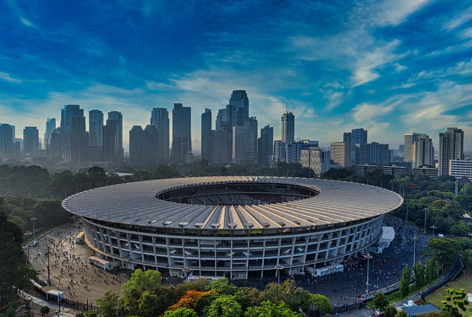 bird s eye view of city during daytime
